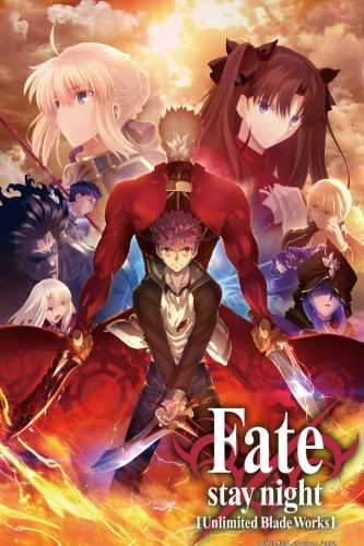 Fate/Stay Night Unlimited Blade Works TV