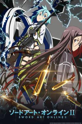 Sword Art Online II 720p