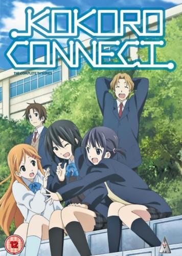 Kokoro Connect 1080p