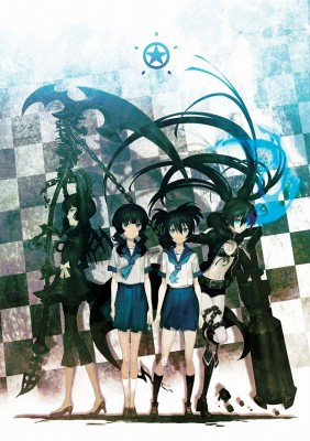 Black Rock Shooter 1080p