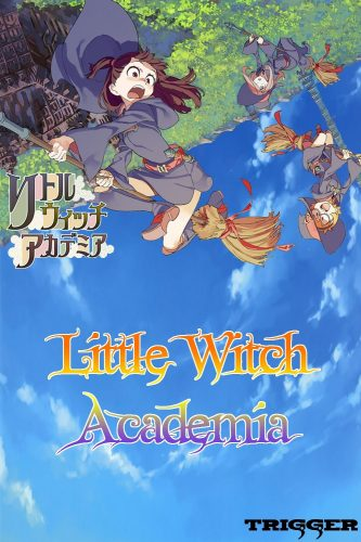Little Witch Academia 1080p