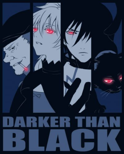 Darker than Black 1080p