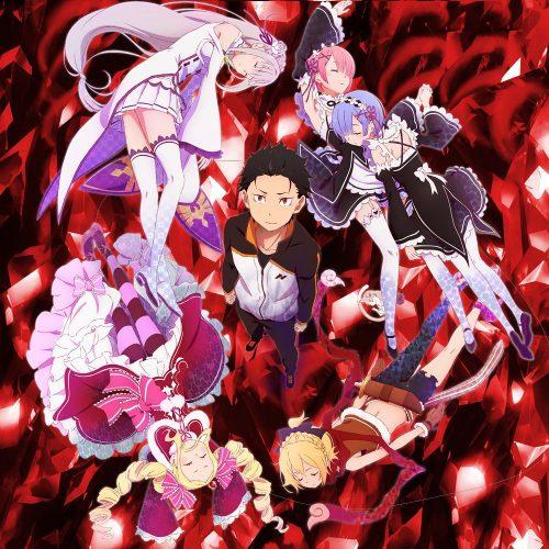 rezero-kara-hajimeru-isekai-seikatsu-imagem-1